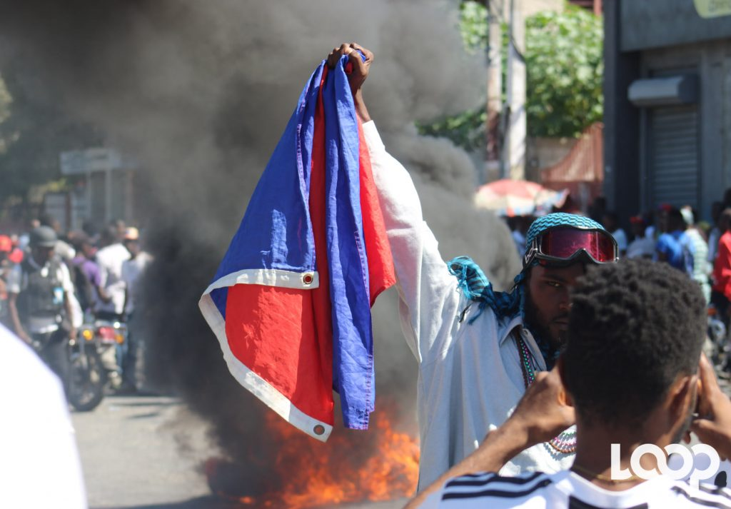 demonstrations in Haiti 2019 October