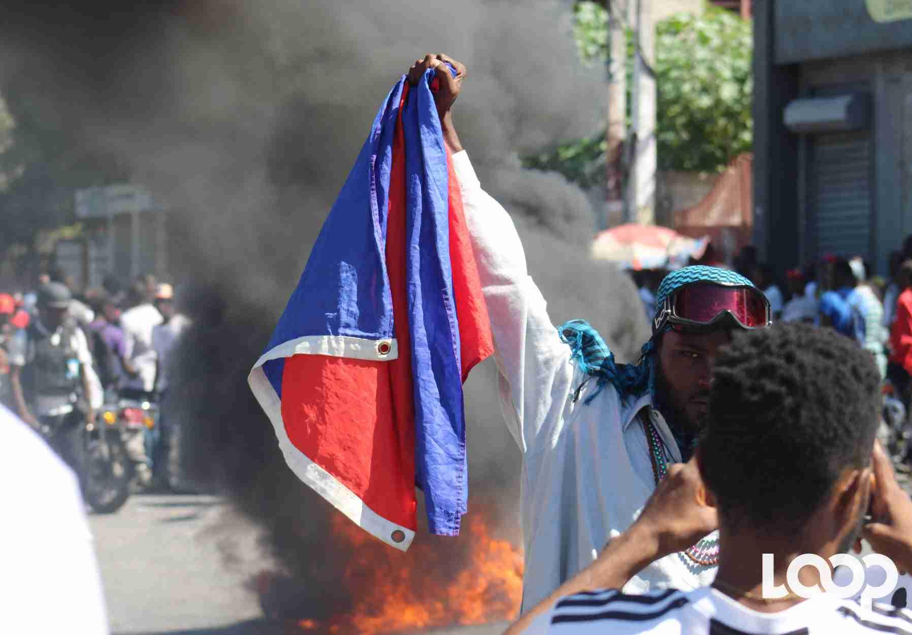 demonstrations in Haiti 2019 October